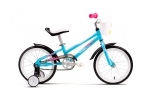 WELT PONY 16 (2019) Light blue/Pink/White
