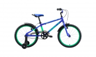 WELT DINGO 20 (2021) Dark Blue/Green