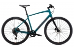 SPECIALIZED SIRRUS X 2.0 (2021) Dusty Turquoise / Black / Rocket Red