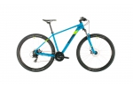 CUBE AIM 27.5 (2020) Blue'n'green
