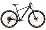 CUBE ANALOG RS 29 (2021) Black'n'petrol