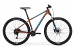 MERIDA BIG.NINE 100 3X (2021) Bronze/Blue