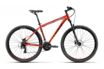 WELT RIDGE 1.0 HD 27 (2021) Rusty Red