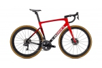 SPECIALIZED TARMAC SL7 S-WORKS DURA ACE DI2 (2021) Черно-красный