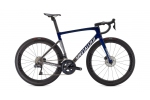 SPECIALIZED TARMAC SL7 S-WORKS ULTEGRA DI2 (2021) Темно синий