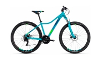 CUBE ACCESS WS 27.5 (2018) Aqua'n'green