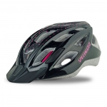 SPECIALIZED WOMEN'S DUET Black/Pink Dots
