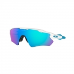 OAKLEY RADAR EV PATH POLISHED WHITE/PRIZM SAPPHIRE IRIDIUM