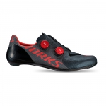 SPECIALIZED S-WORKS 7 Black/Rocket Red