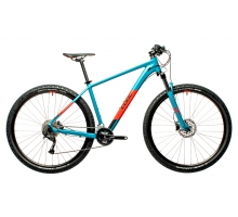 CUBE AIM EX 27.5 (2021) Blue'n'red