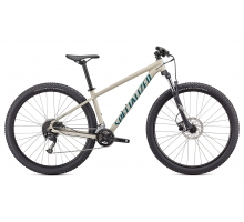 SPECIALIZED ROCKHOPPER SPORT 27.5 (2021) Gloss White Mountains/Dusty Turquoise