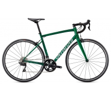 SPECIALIZED ALLEZ E5 ELITE (2021) Gloss Green Tint-Silver Base/Silver/Carbon