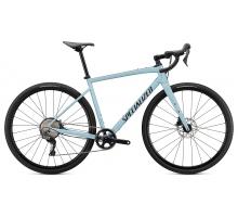 SPECIALIZED DIVERGE E5 COMP(2021) Gloss Ice Blue/Smoke/Chrome/Clean