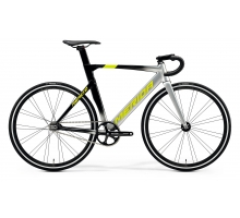 MERIDA REACTO TRACK 500 Silver/Metallic Black/Yellow