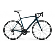 MERIDA SCULTURA 4000 (2021) Black/Teal-Blue