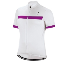 SPECIALIZED RBX SPORT SS WOMEN JERSEY White/Purple